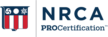 NRCA Certified